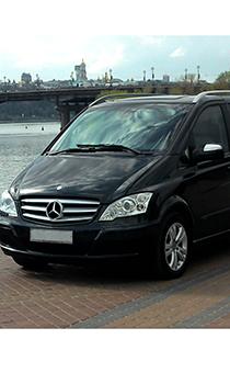 Минивэн такси База отдыха Прибой - Саки